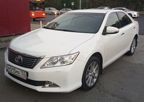 Toyota Camry 2.4 AT 2014 г.в.