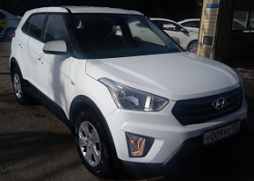 Hyundai Creta 1.6 AT 2018г.