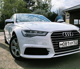 AUDI A6 1.8AT 2017г