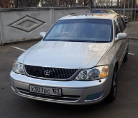 Toyota Pronard 3.0 AT 2000
