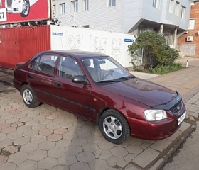 Hyundai Accent 1.5 AT 2008г.в.