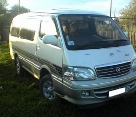 Toyota Hiace 3.0 AT 1996г.