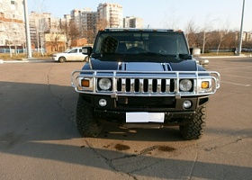 Hummer H2 6,0 АТ 2007г.